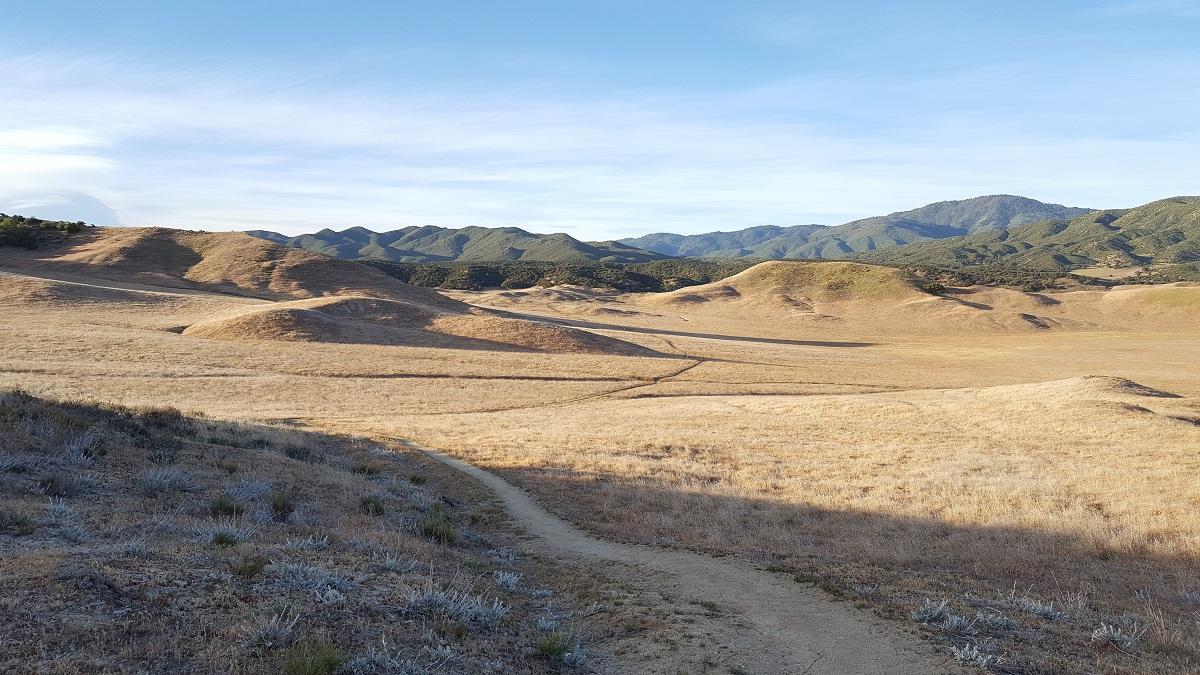 Plaine et montagnes